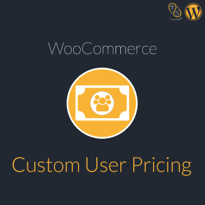 WooCommerce Custom User Pricing WordPress Plugin
