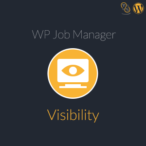 WP Job Manager Visibility