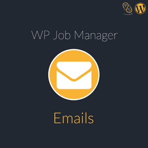 WP Job Manager Emails WordPress Plugin