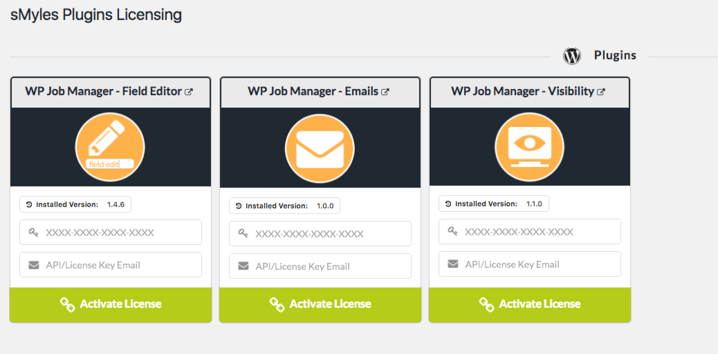 wp job manager field editor nulled graphics