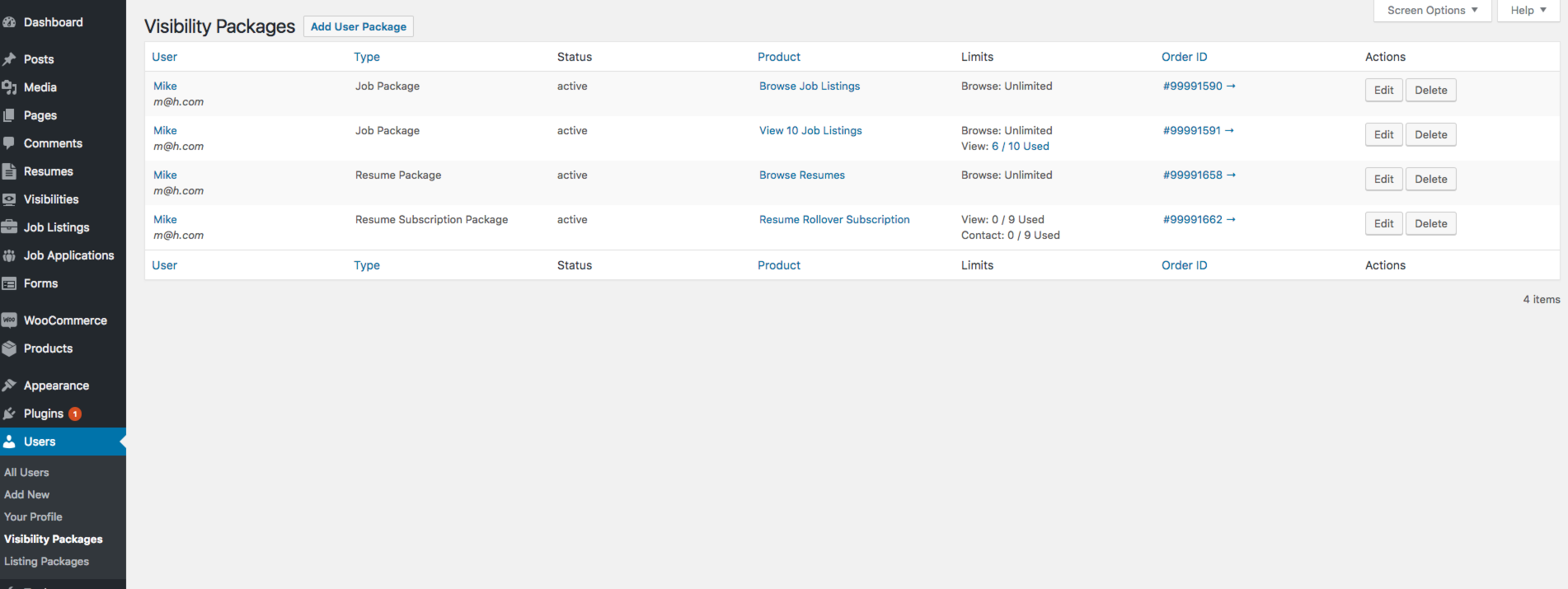 wp manager packages smyles plugins
